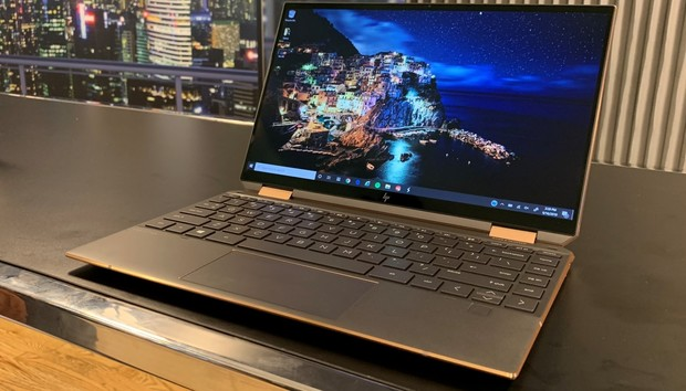 Hands-on with HP's new Spectre x360 13: Shrunk down and supercharged with Ice Lake