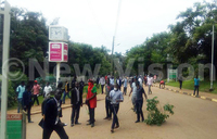 Protests far from over - Makerere guild president
