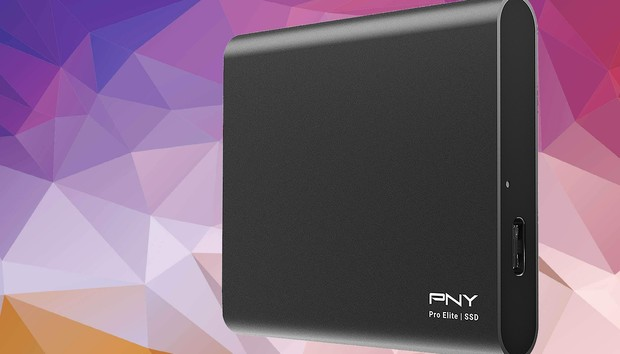 PNY Pro Elite SSD review: A fast, affordable external drive with nice extras