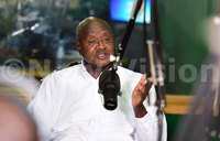 Museveni clarifies on NSSF 20% payout