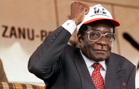 Mugabe's body heads back home for burial