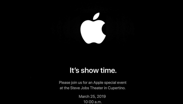 Apple to hold special media event on March 25