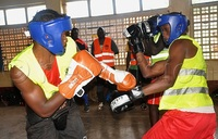 Olympic Games: Bombers readying for qualifiers