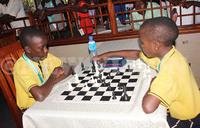 Brains battle at Junior Chess Tournament