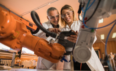 Industry Voice: Working with robots: a Danish revolution