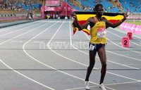 Three medals in the bag for Uganda