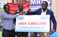 Rams rugby club boosted
