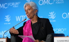 Update: Lagarde to step down from IMF role to focus on ECB nomination