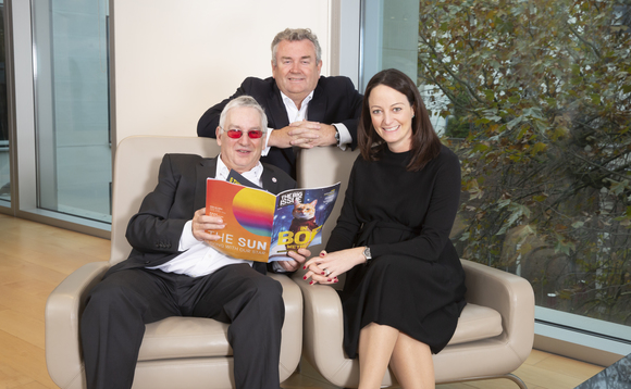 (L to R) Aberdeen Standard Investment's Campbell Fleming, The Big Issue's Nigel Kershaw and former HSBC head Emma Bickerstaffe will be leading figures in the new venture