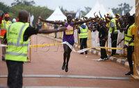 PICTURES: MTN marathon