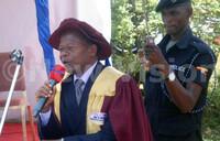 Minister urges graduates to engage in politics