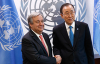 Obama congratulates next UN chief Guterres on appointment