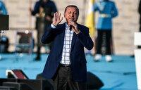 Family planning not for Muslims - Turkey president