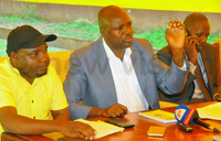 NRM CEC members warn MPs against age limit debate