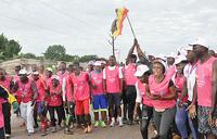 Hundreds run for Nkozi Hospital accident ward