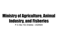 Notice from the Ministry of Agriculture