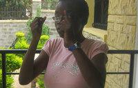 Jamwa''s daughter tops school for deaf