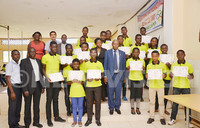 Six students to represent Uganda in math competitions