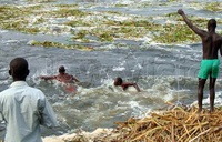 Three drown in River Nile