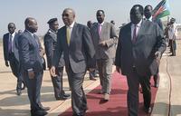 Uganda pledges support to new South Sudan gov't