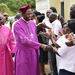 Archbishop at Ntagali on pastoral tour of Luwero, Nakaseke