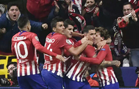 Champions League setback as Atletico report two positive coronavirus tests