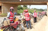 Boda-boda riders empowered to mitigate road accidents, HIV/AIDS