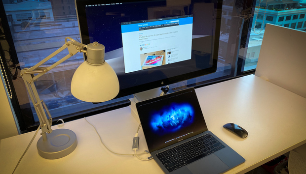 Working from home? Optimize your Mac with a secondary display