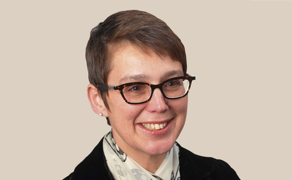 Megan Butler, FCA executive director of supervision – investment, wholesale and specialist