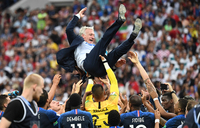 Deschamps' World Cup win a triumph for substance over style