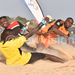 St Lawrence go top of the beach soccer League