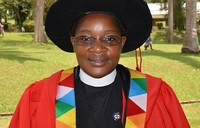 Anglican church installs first female head