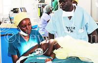 Children with abnormalities overwhelm medics