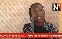 COVID-19: Woman starts campaign to feed teachers
