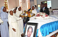 Veteran teacher Nakabugo laid to rest