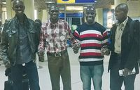 Kiprotich acclimatising to New York's chilly weather