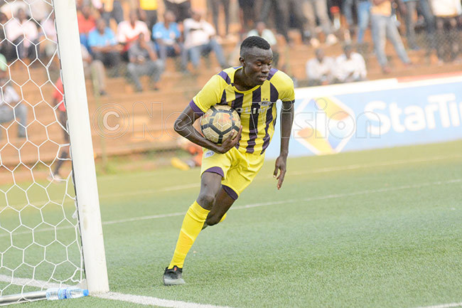 rolines akim iwanuka wheels away after netting rolines second