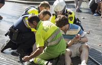 13 dead, 100 injured in Spanish city attacks