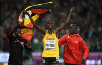 World Championships: Uganda's Cheptegei wins silver in London