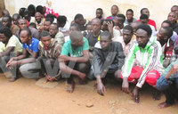 49 arrested ahead of Christmas