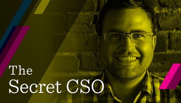 Secret CSO: Travis Ruff, Amperity