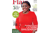 Flair Magazine out