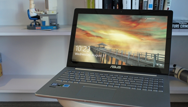 Asus Zenbook Pro UX501VW review: Killer specs and pricing