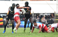Africa Rugby Gold Cup: A losing finish for Uganda