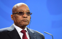 S.Africa's Zuma delays corruption trial with appeal