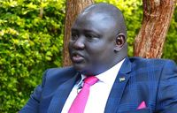 Yes, we have the South Sudanese tycoon, admits ISO