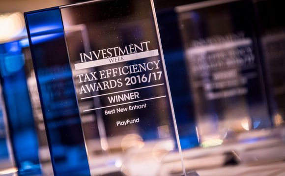 PlayFund won Best New Entrant at last year's awards
