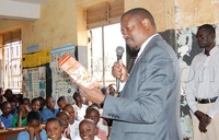 KCCA director roots for early grade reading