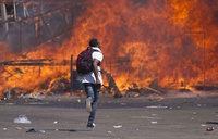 Zimbabwe police ban anti-Mugabe protests in Harare