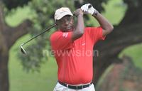 Civil Aviation Authority bankrolls Seniors Golf Tournament